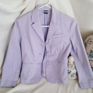 Blazer suite jacket